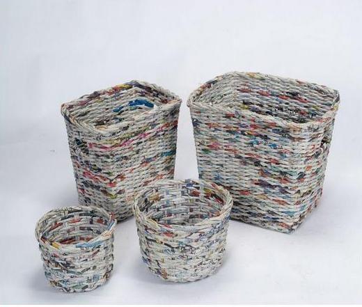 Кошница на вестник тръби, или Как да създадем стилна мебел?