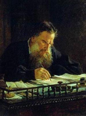 Лео Толстой -
