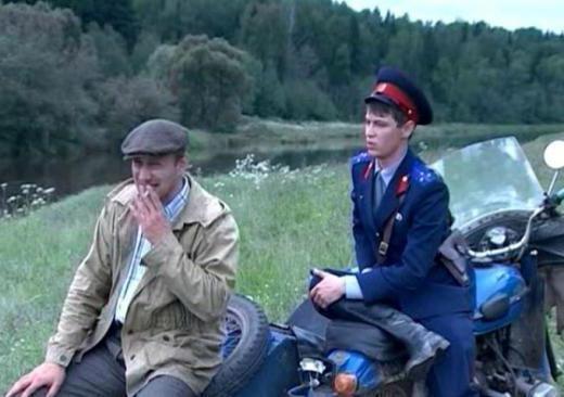 Руски телевизионни сериали за полицията
