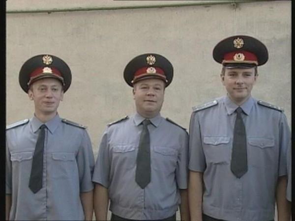 Руски сериали за милицията след войната