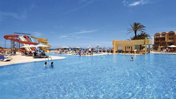 magic skanes family resort 4 тунис монастир