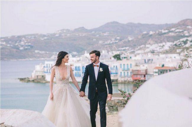 Меден месец в Гърция: как да планирате и какво да видите?
