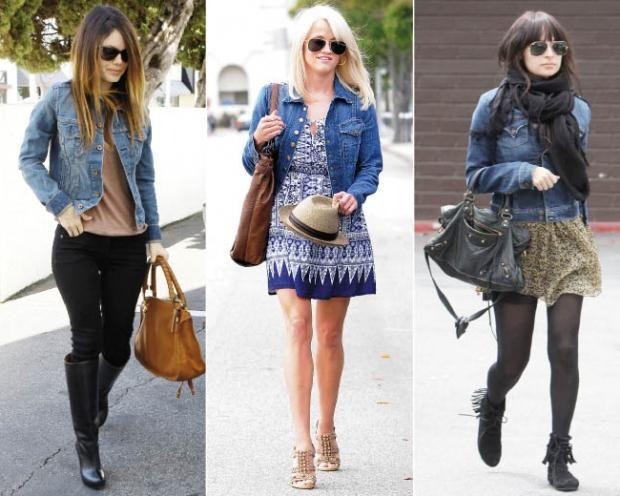 Модни съвети: какво се носят с дънкова риза?