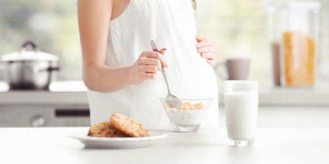 Млякото с пробиотици може да намали риска от усложнения по време на бременност