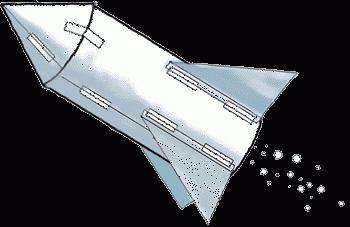 Няма нищо трудно за това как да се направи ракета от хартия!