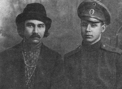 Биография на Николай Крийк