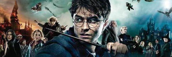 Първото и последното Horcrux Хари Потър