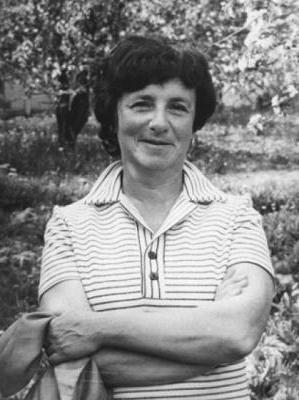 Писателят Гоф Инна