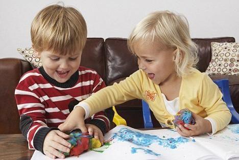 Play-Doh пластилин - най-добрият подарък за детето!