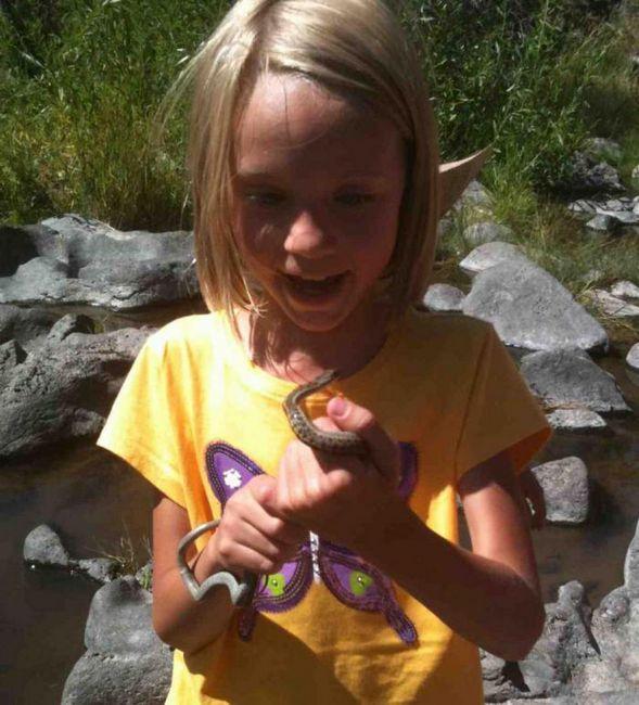 Защо децата не се страхуват от змии?