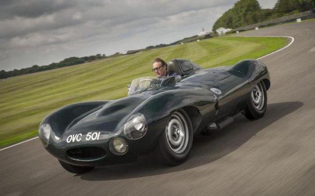 Защо се казва, че новият автомобил на Jaguar е на 60 години? Може би това?