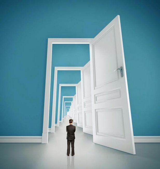 Защо забравяме нещо, веднага щом преминем през вратата?