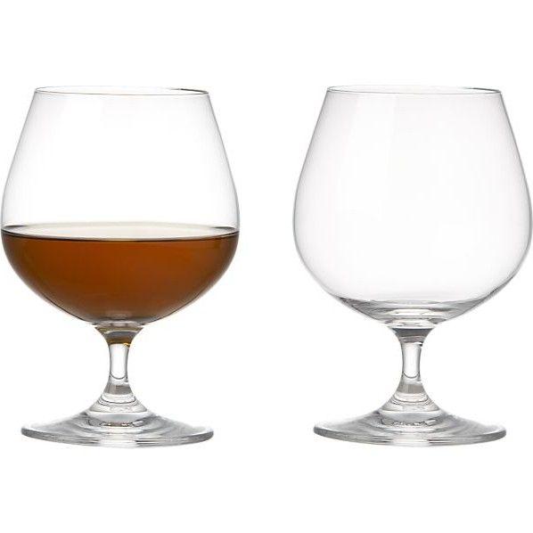 винени чаши за коняк