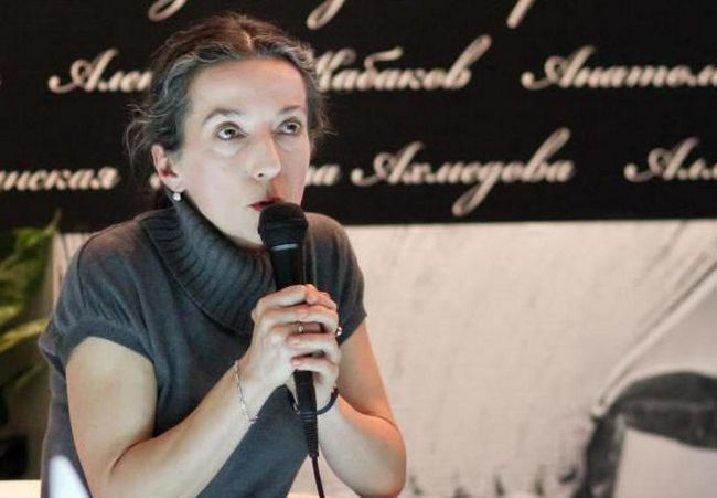 Полина Дашкова: всички книги са наред. Кратка биография на Полина Дашкова