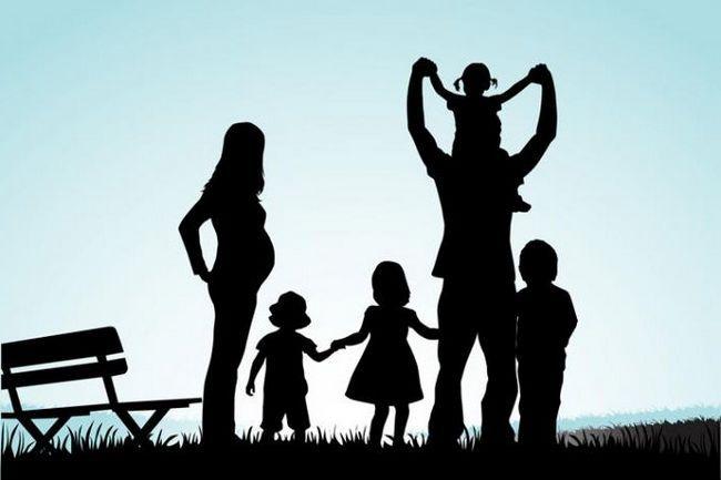 ползи за големите семейства