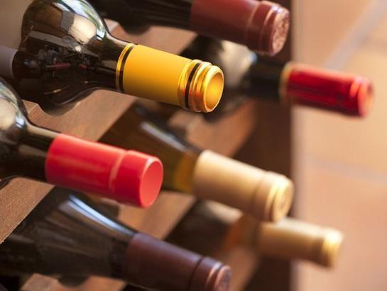съхранение на вино