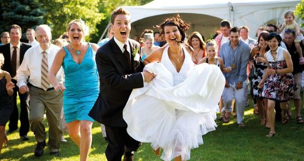 весела сватба