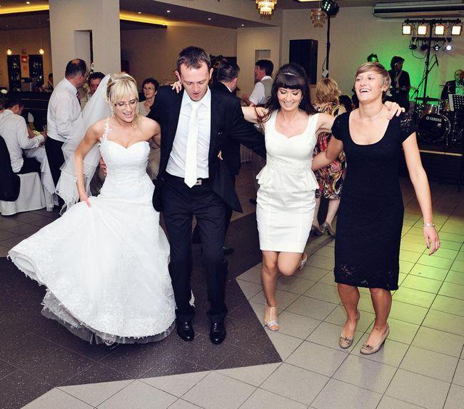 Забавни конкурси и танци за сватбата