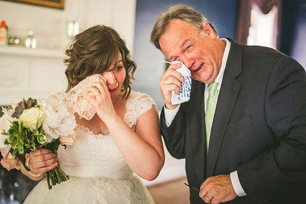 родителите на сватба
