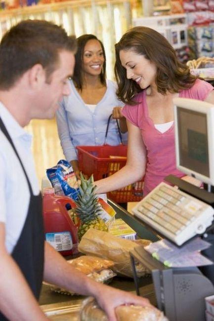 Отговорности на продавача в магазина