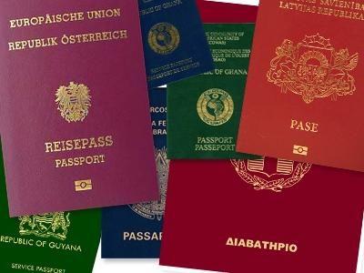 подновяване на паспорта