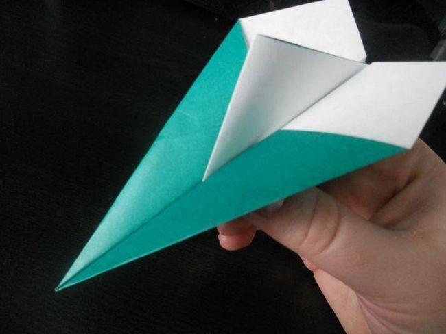Обикновени и много красиви самолети от хартия
