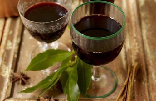 домашна безалкохолна рецепта за вино