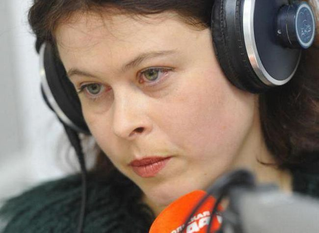 Руската журналистка Уляна Скоибед: биография, публикации