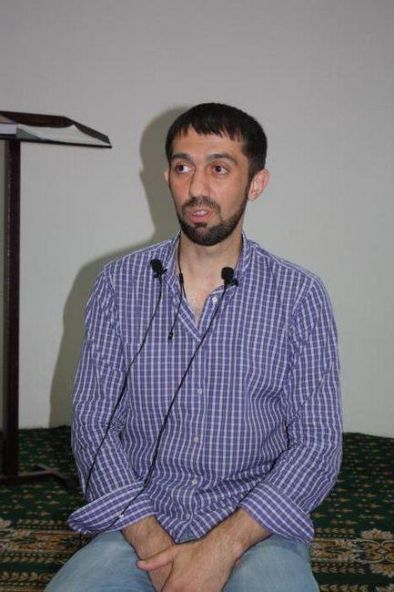 Руслан Курбанов, ориенталист: биография, националност и списък с публикации