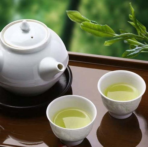 Sencha чай свойства