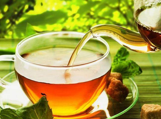 зелен чай всеки ден