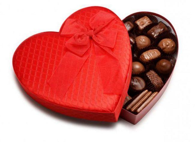 срок на годност на шоколадовите бонбони