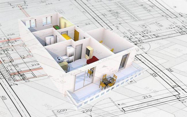 Технически план на помещенията