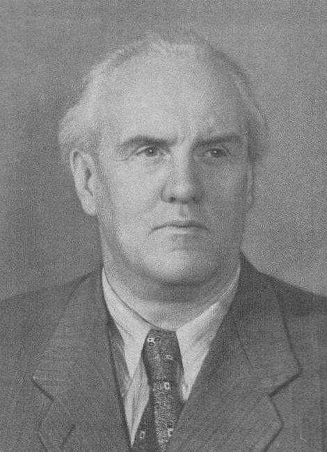 Тихонов Николай Семенович: биография, снимка