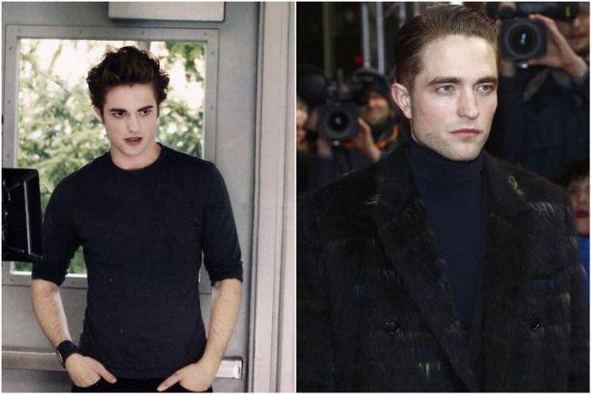 Тогава и сега: как героите на вампирската сага