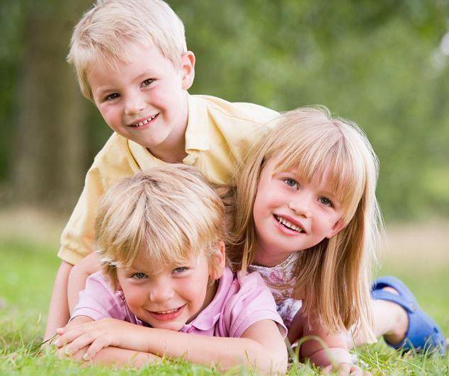 каква полза, ако семейството има три деца