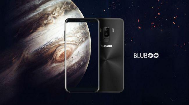 Samsung Galaxy S9 ще има сериозен конкурент в лицето на BLUBOO S9