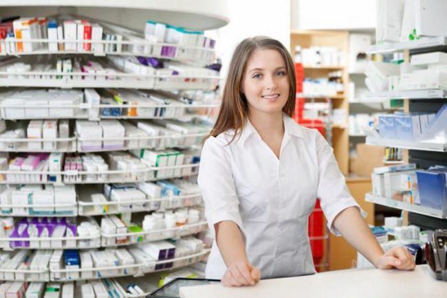 Работа като фармацевт