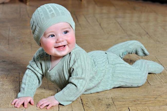 Ние плета гащеризони за новородено: полезни съвети