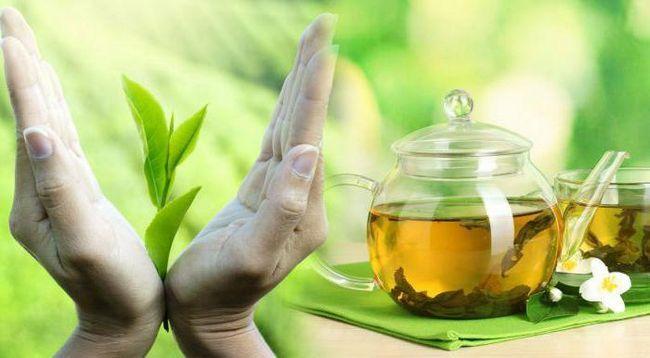 вреда и полза от зеления чай за мъжете