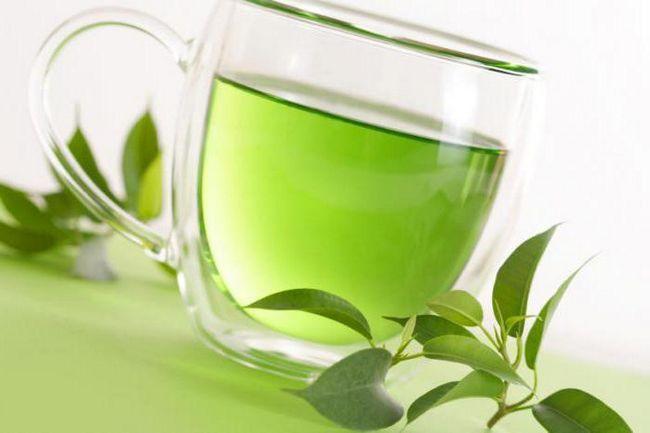 зеленият чай е добър за мъжете