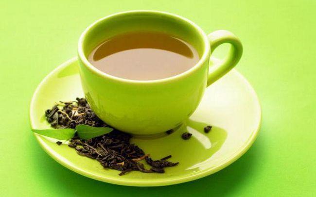 зелен чай за мъже има някаква полза