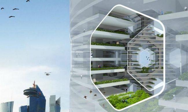 Вторият етаж на Земята, контрола над Слънцето и астероидите: 4 мегапроектори, които могат да спасят човечеството