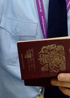 условията за издаване на паспорт