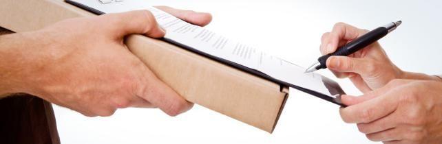 заявление за връщане на стоки