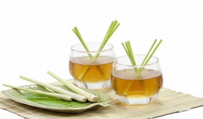 чай с лимонена трева