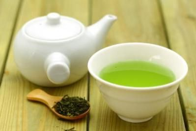 пресен зелен чай