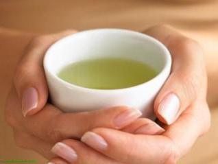 вкусът на зеления чай