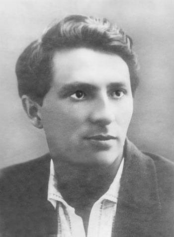 Захаров Александър: работата на съветския поет