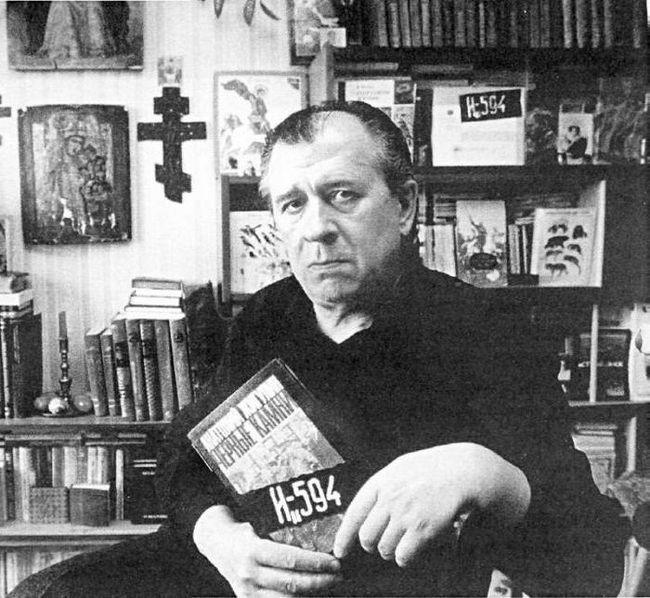 Анатолий Владимирович Жигулин биография